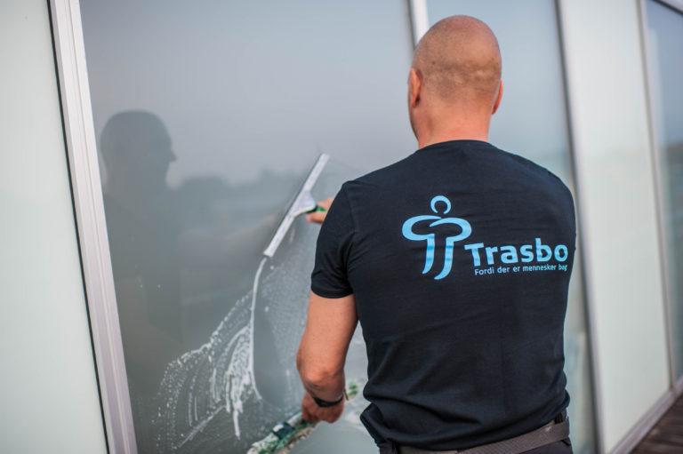 TRASBO vinduespolering til private