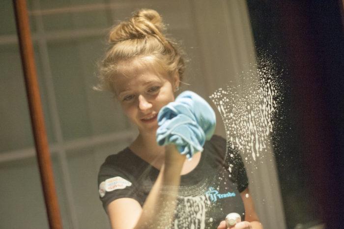 TRASBO Visiteret rengøring