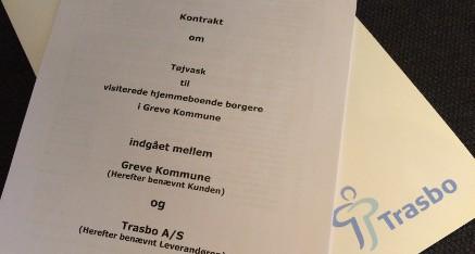 Nye kontrakter hos TRASBO