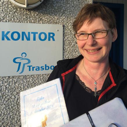 TRASBO Jubilæum-Birgitte Larsen