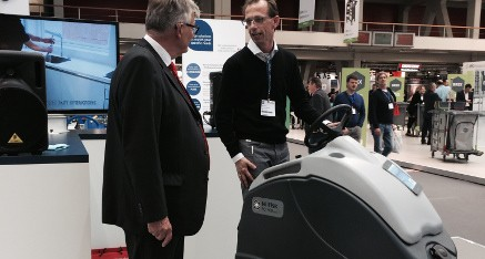 TRASBO på ISSA INTERCLEAN-messe