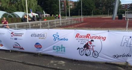 TRASBO sponserer RaceRunners