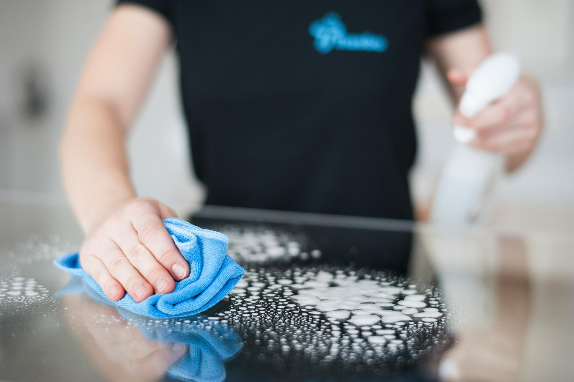 Trasbo leverer sikker professionel rengøring