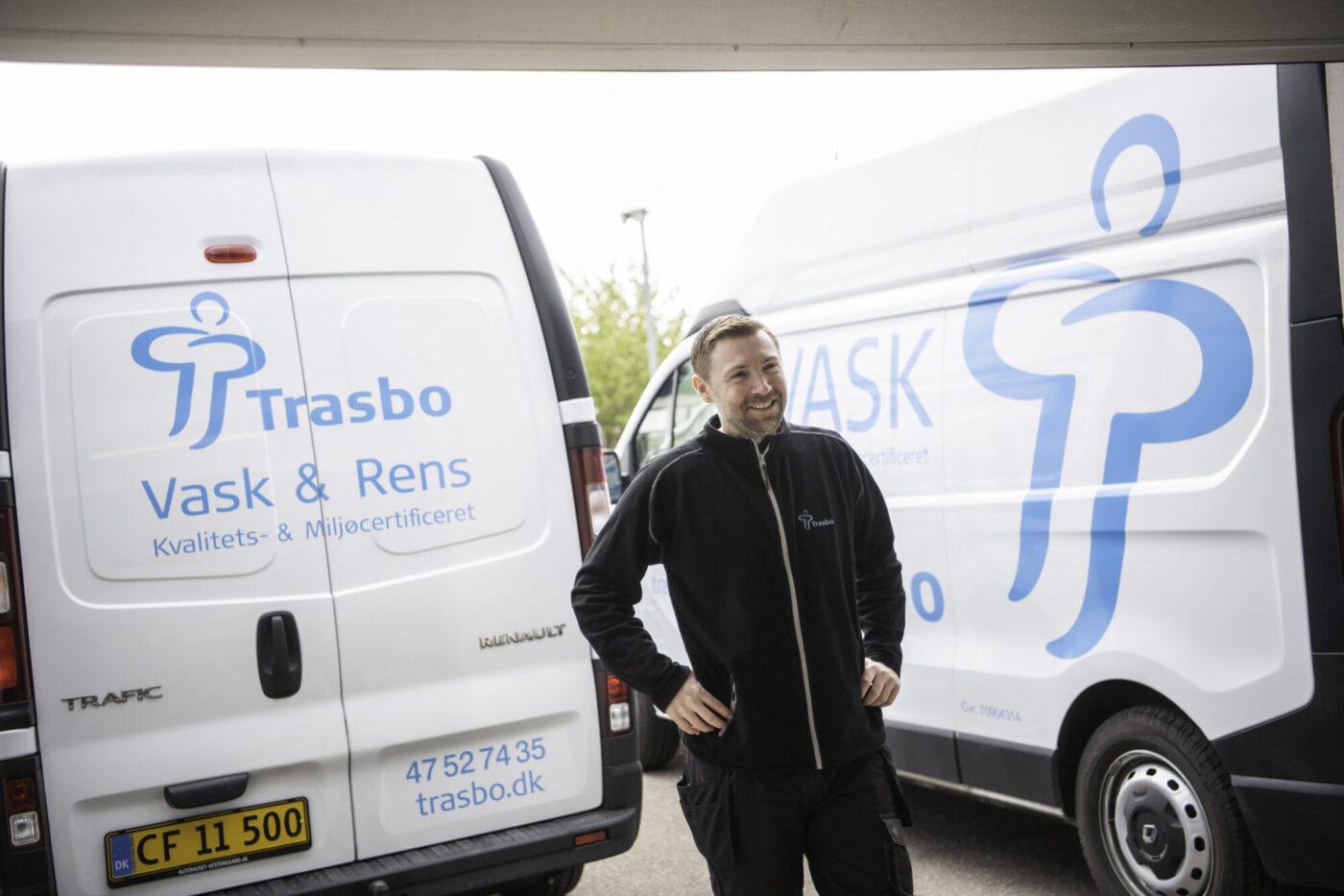 Chauffør søges til TRASBOs vaskeri