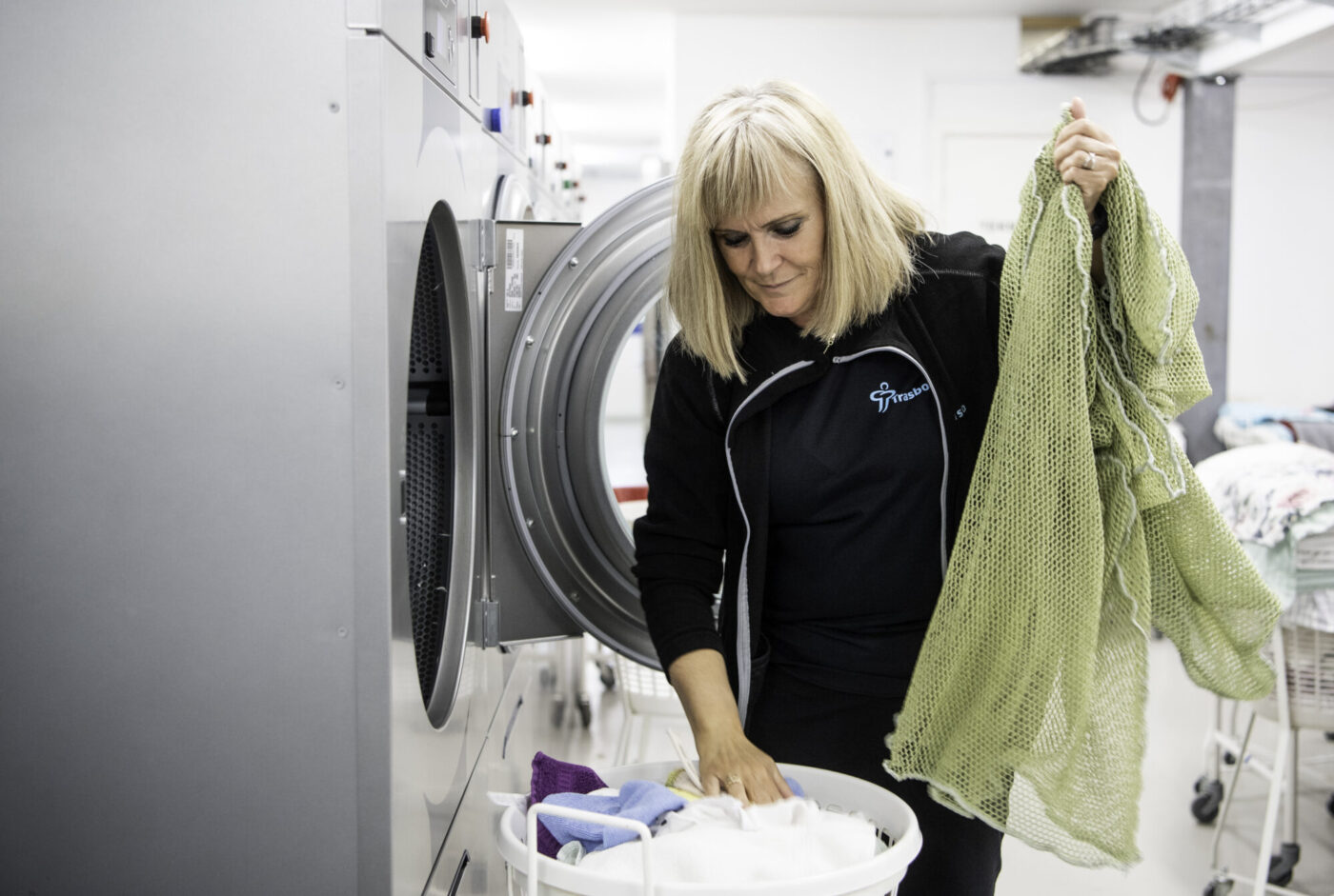 TRASBO Fritvalgsordning Tøjvask