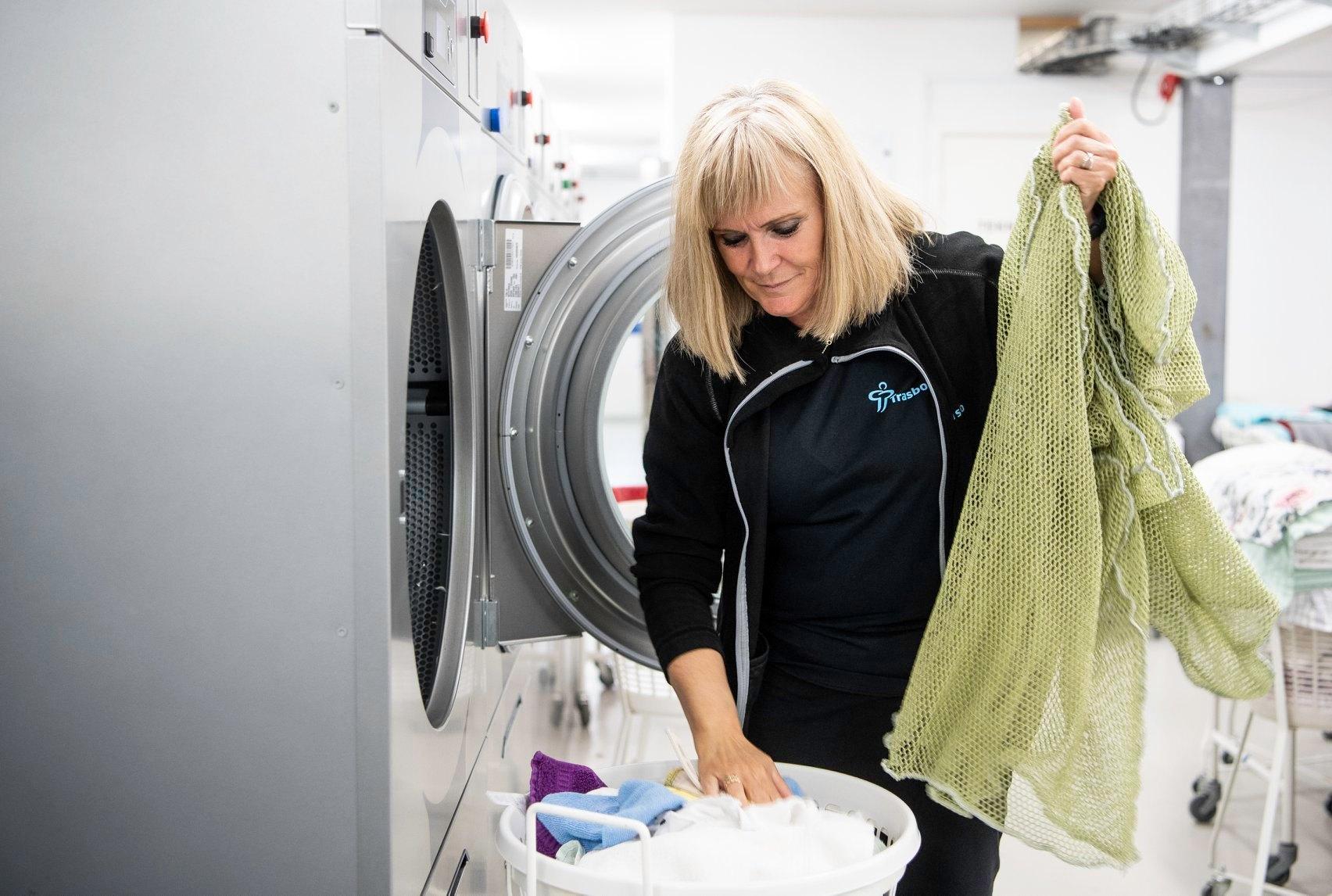 TRASBO søger Vaskerimedarbejdere